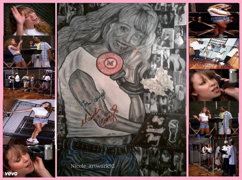 Mariah Carey by NicoleBoo
